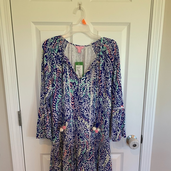 427dd97c8c4 Lilly Pulitzer Dresses | Percilla Tunic Dress Nwt Size Small | Poshmark